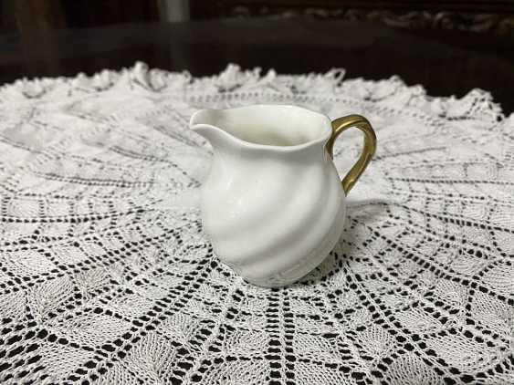 Antique tea set - photo 4