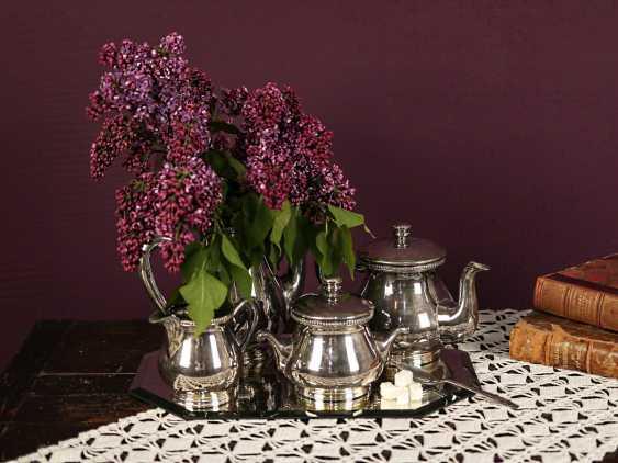 Antique coffee and tea set - photo 1