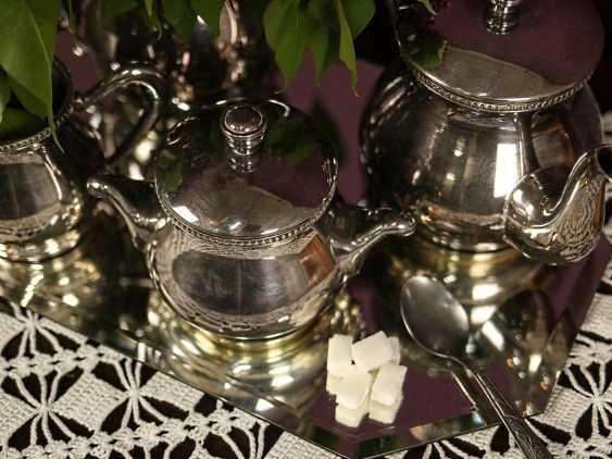 Antique coffee and tea set - photo 2