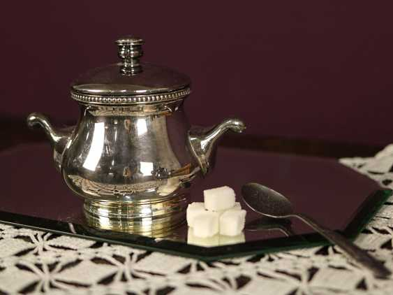 Antique coffee and tea set - photo 3