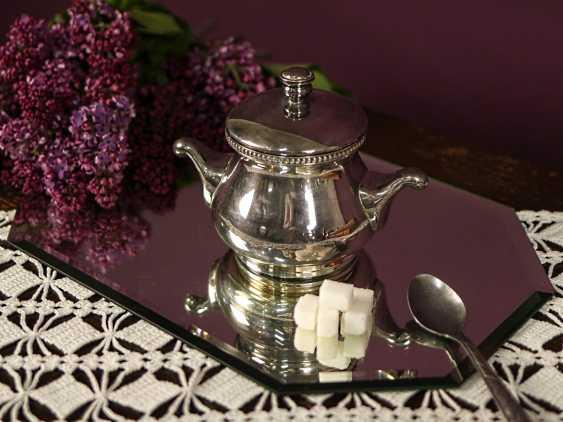 Antique coffee and tea set - photo 6