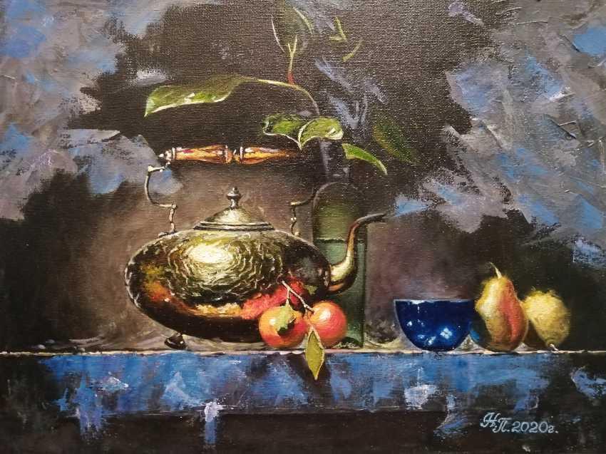 """Natalya Parshina. """"Still life with a teapot"""" - photo 1"""