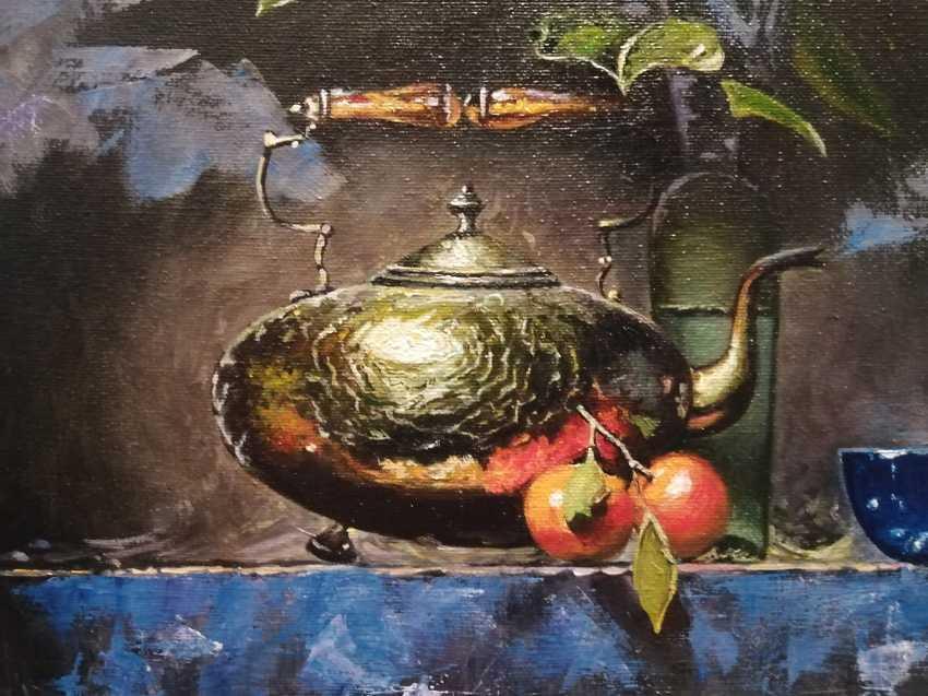 """Natalya Parshina. """"Still life with a teapot"""" - photo 2"""