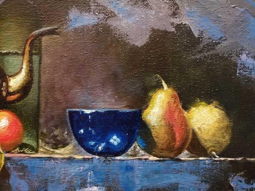 """Natalya Parshina. """"Still life with a teapot"""" - photo 3"""
