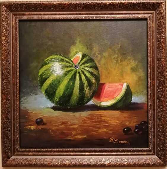 """Natalya Parshina. """"Still life with watermelon"""" - photo 1"""