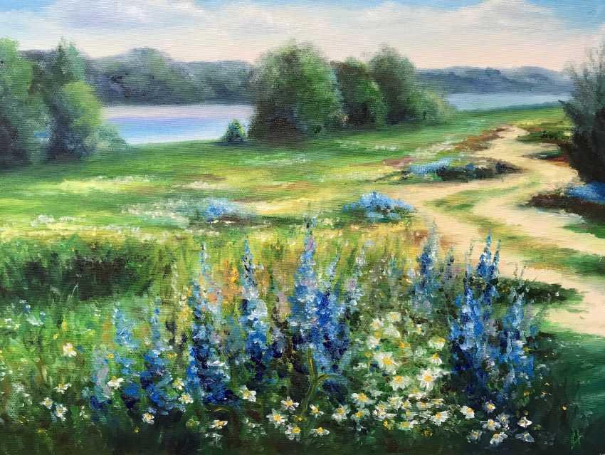 Svetlana Arkhipova. Bells by the river - photo 1