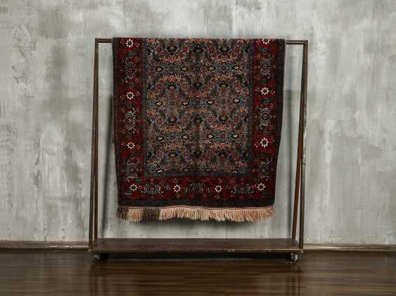Antique Single Sided Pile Rug - photo 1