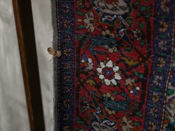 Antique Single Sided Pile Rug - photo 2