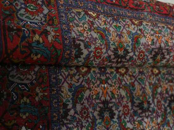 Antique Single Sided Pile Rug - photo 4
