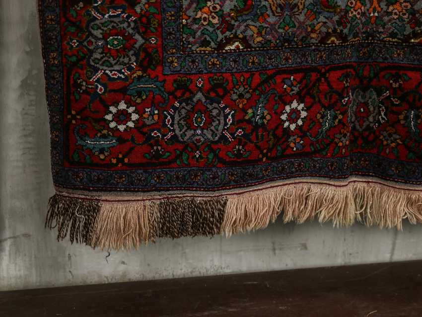 Antique Single Sided Pile Rug - photo 5