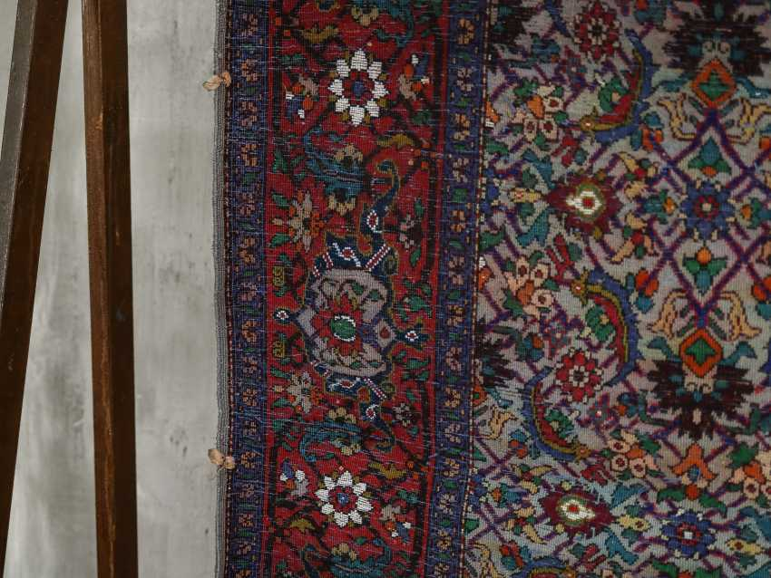 Antique Single Sided Pile Rug - photo 6