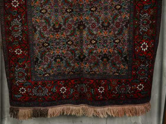 Antique Single Sided Pile Rug - photo 7