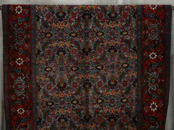 Antique Single Sided Pile Rug - photo 8