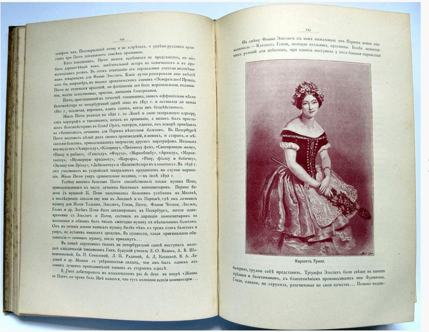 Pleshcheev A. Our ballet. 1896 - photo 3