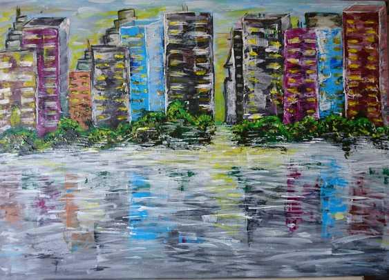 Ludmila Pitskova. City paints - photo 1