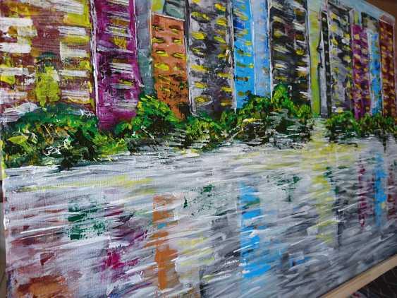 Ludmila Pitskova. City paints - photo 2