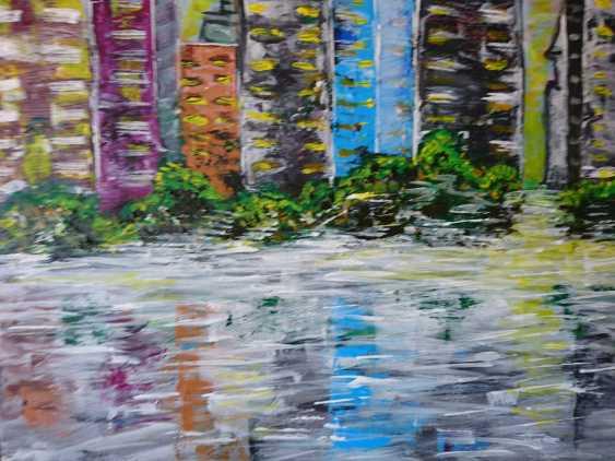 Ludmila Pitskova. City paints - photo 3