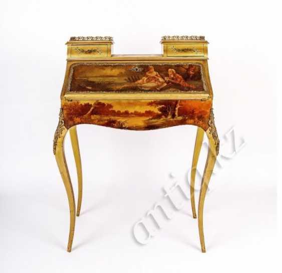 Lady's Desk Louis XV - photo 1