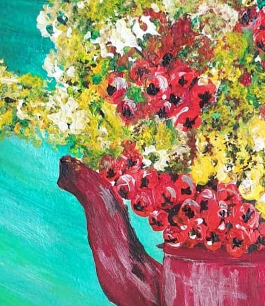 Natasha Matishak. Autumn bouquet - photo 2