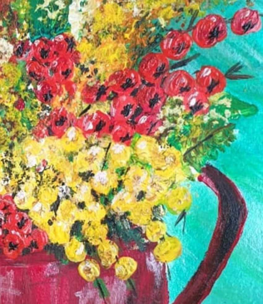 Natasha Matishak. Autumn bouquet - photo 3