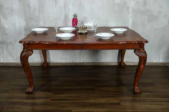 Vintage dining table - photo 1