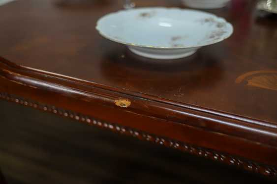 Vintage dining table - photo 2