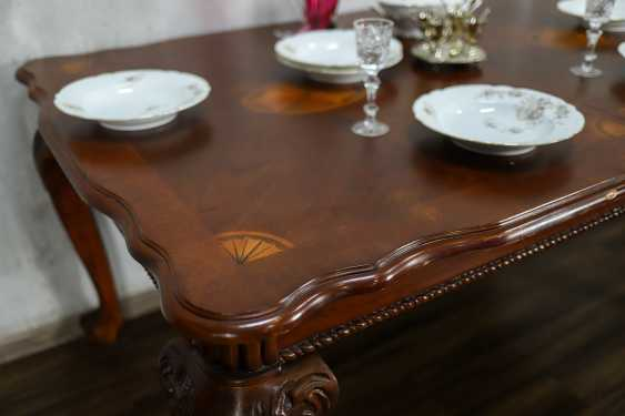 Vintage dining table - photo 4