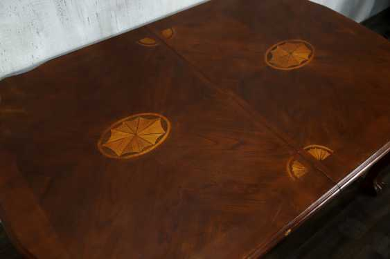 Vintage dining table - photo 5