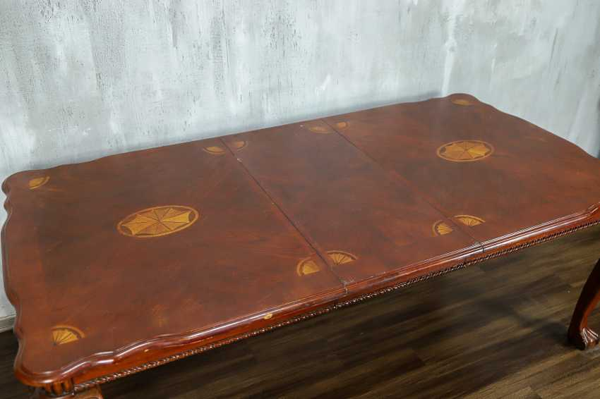 Vintage dining table - photo 7