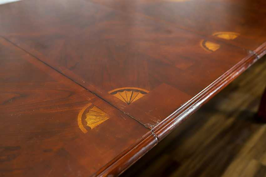 Vintage dining table - photo 8