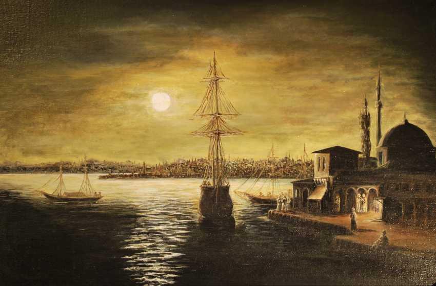 Alexandra Zhurkina. Based on the work of I. Aivazovsky - photo 1
