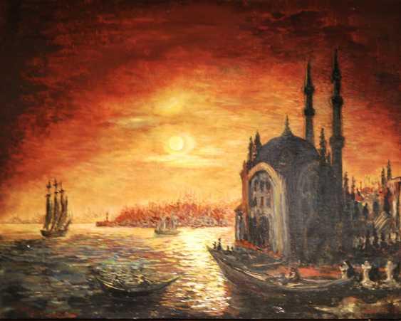 Alexandra Zhurkina. Golden Horn. Based on the works of I. Aivazovsky - photo 1