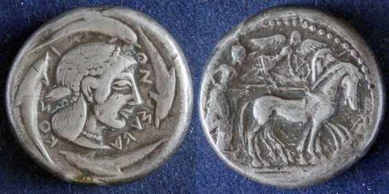 Sicily, Syracuse, 475-470 years - photo 1