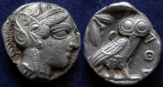 Attica, Athens, 440-407 years - photo 1