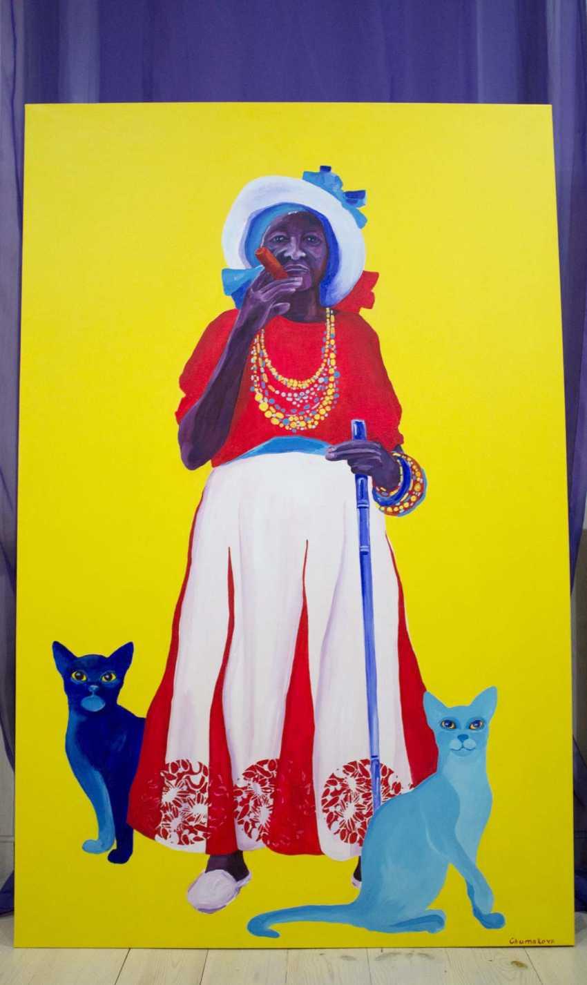 Okcana Chumakova. Cuban cats - photo 1
