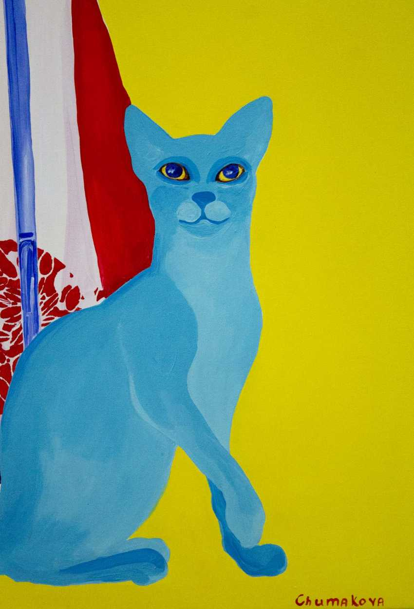 Okcana Chumakova. Cuban cats - photo 3