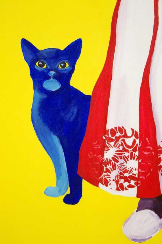 Okcana Chumakova. Cuban cats - photo 4
