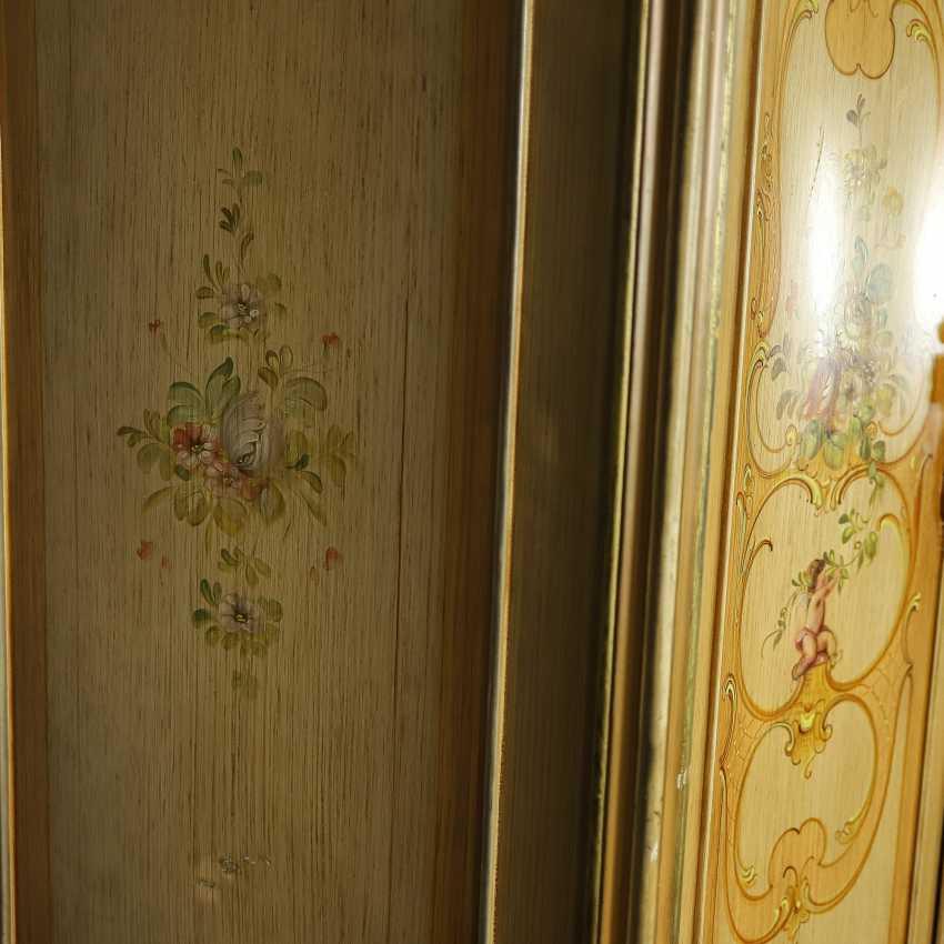 Antique six door wardrobe - photo 7