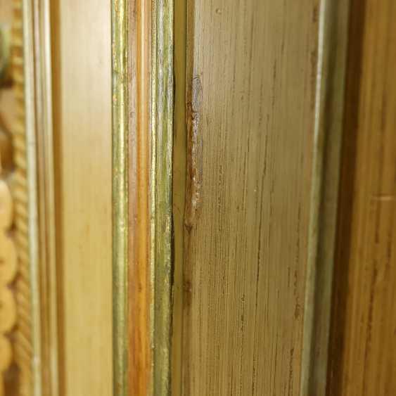 Antique six door wardrobe - photo 8