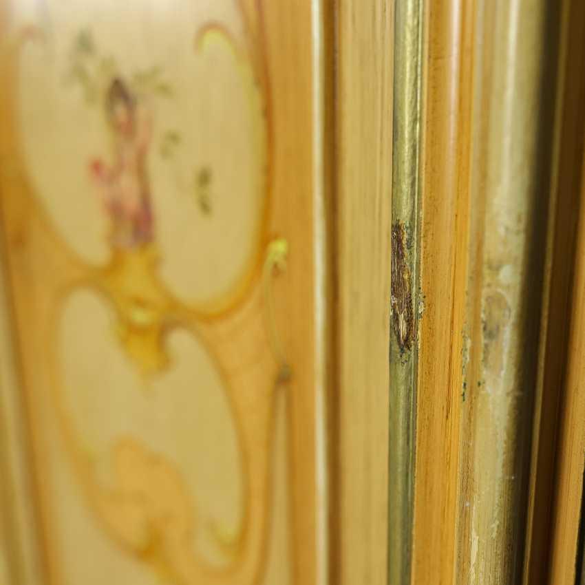 Antique six door wardrobe - photo 9