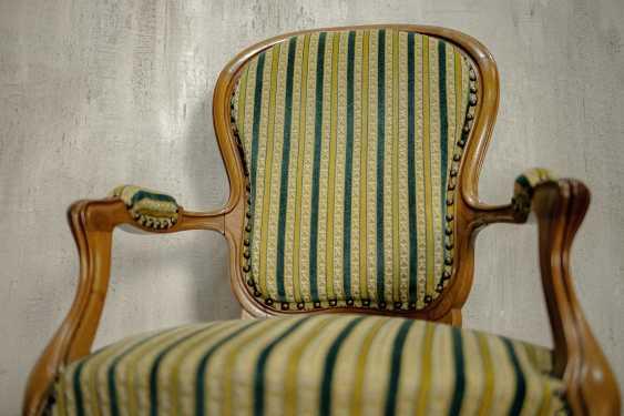 Antiker Sessel - Foto 4