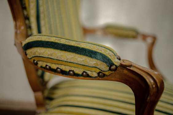 Antiker Sessel - Foto 5