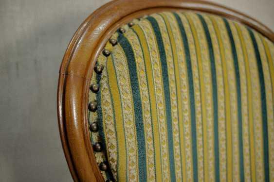 Antiker Sessel - Foto 6
