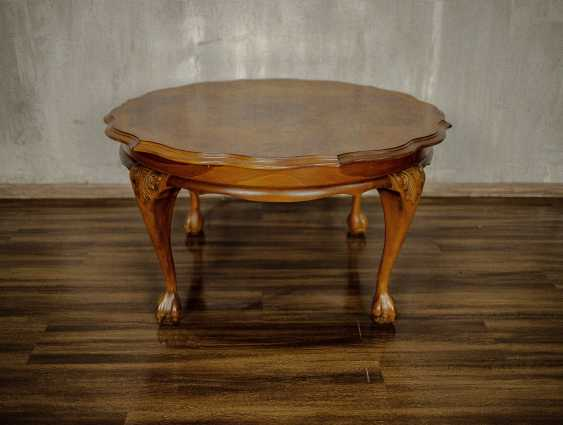 Antique coffee table - photo 6