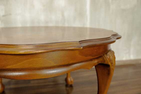 Antique coffee table - photo 7