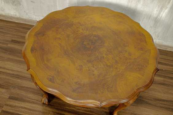 Antique coffee table - photo 8