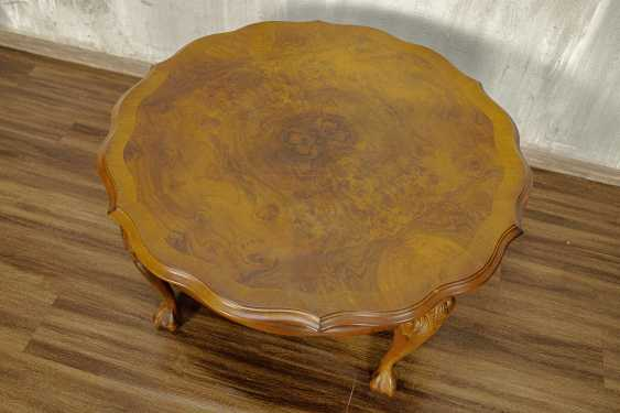 Antique coffee table - photo 9