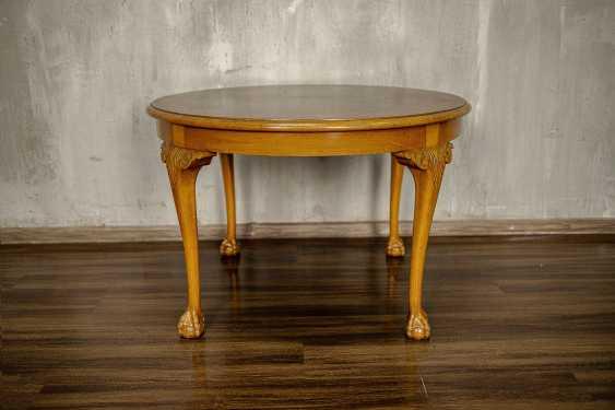 Antique coffee table - photo 2
