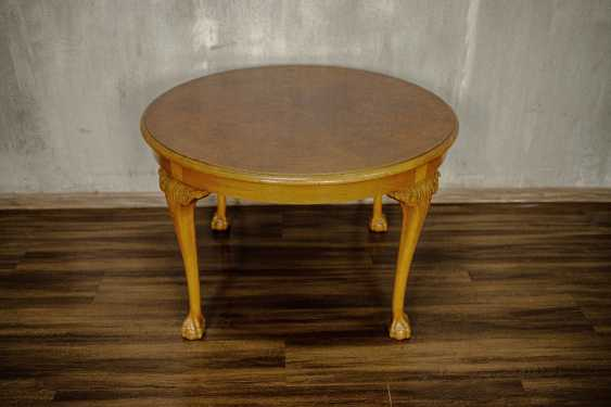 Antique coffee table - photo 3