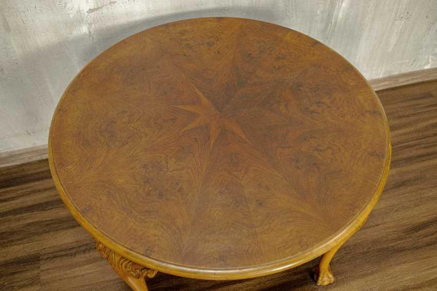 Antique coffee table - photo 7